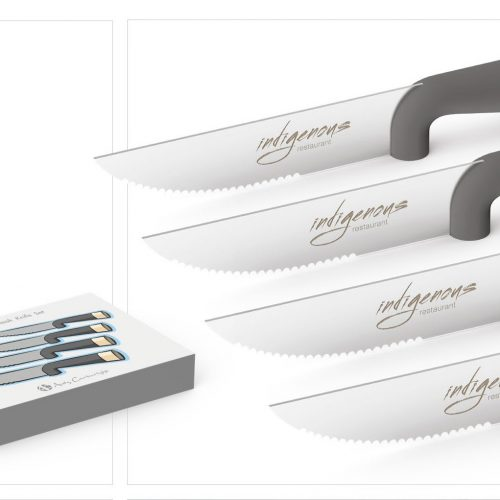 ANDY CARTWRIGHT 'THE FINAL CUT' STEAK KNIFE SET