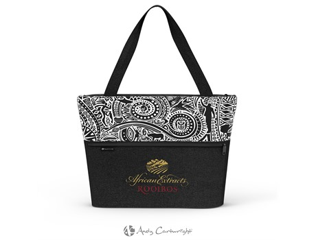"ANDY CARTWRIGHT ""I AM SOUTH AFRICA"" CONFERENCE TOTE"