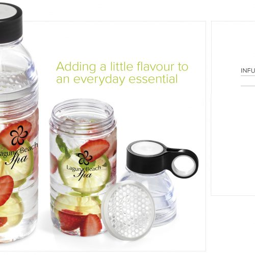 INFUSION INFUSER WATER BOTTLE