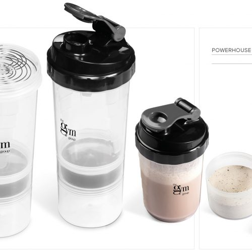 POWERHOUSE PROTEIN SHAKER