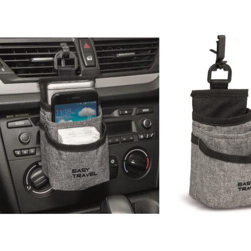 GREYSTON CAR PHONE HOLDER AND ORGANIZER