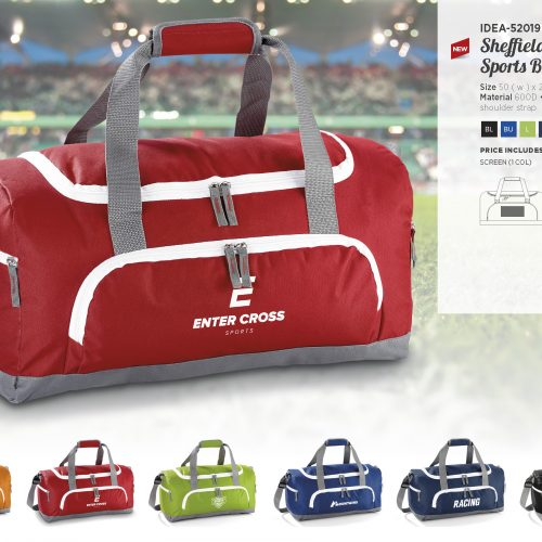 SHEFFIELD SPORTS BAG