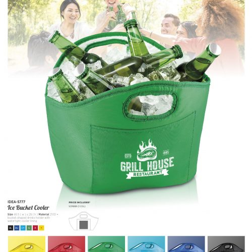 ICE BUCKET COOLER