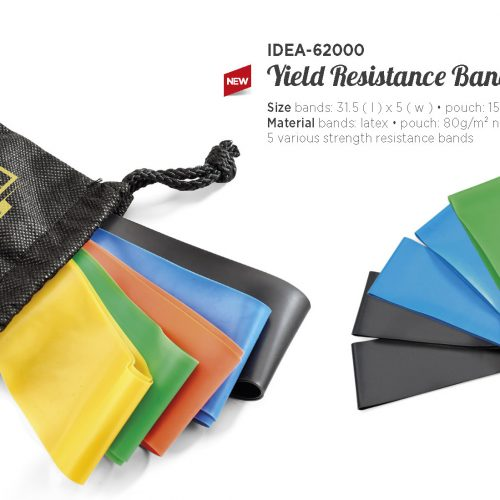 YIELD RESISTANCE BANDS