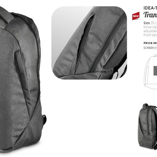 TRANSIT LAPTOP BACKPACK
