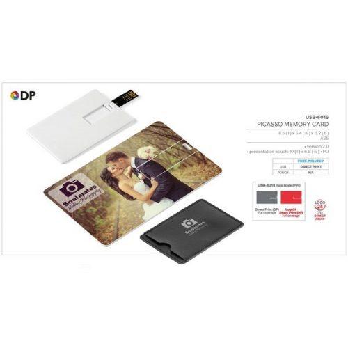 PICASSO CARD MEMORY STICK
