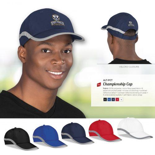 CHAMPIONSHIP 6 PANEL CAP
