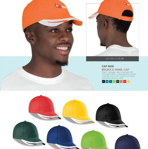 BRONX  PANEL CAP