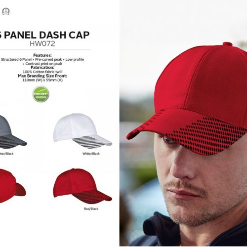 PANEL DASH CAP